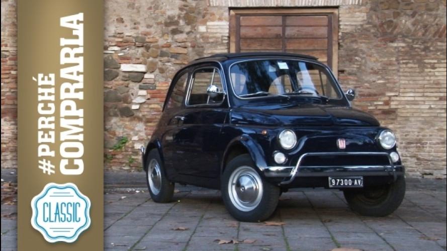 Fiat Nuova 500, perché comprarla… Classic [VIDEO]