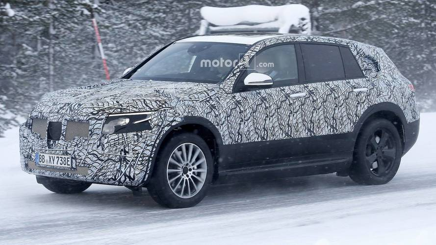 Mercedes To Unveil First Production EQ Electric Model In Geneva