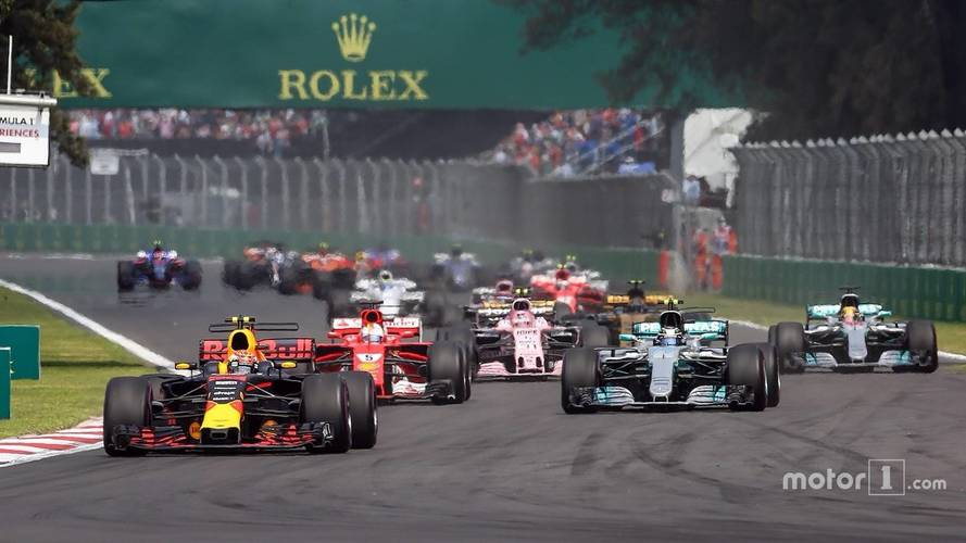 F1 Increases Fuel Limit For 2019 To Help Drivers Push Harder