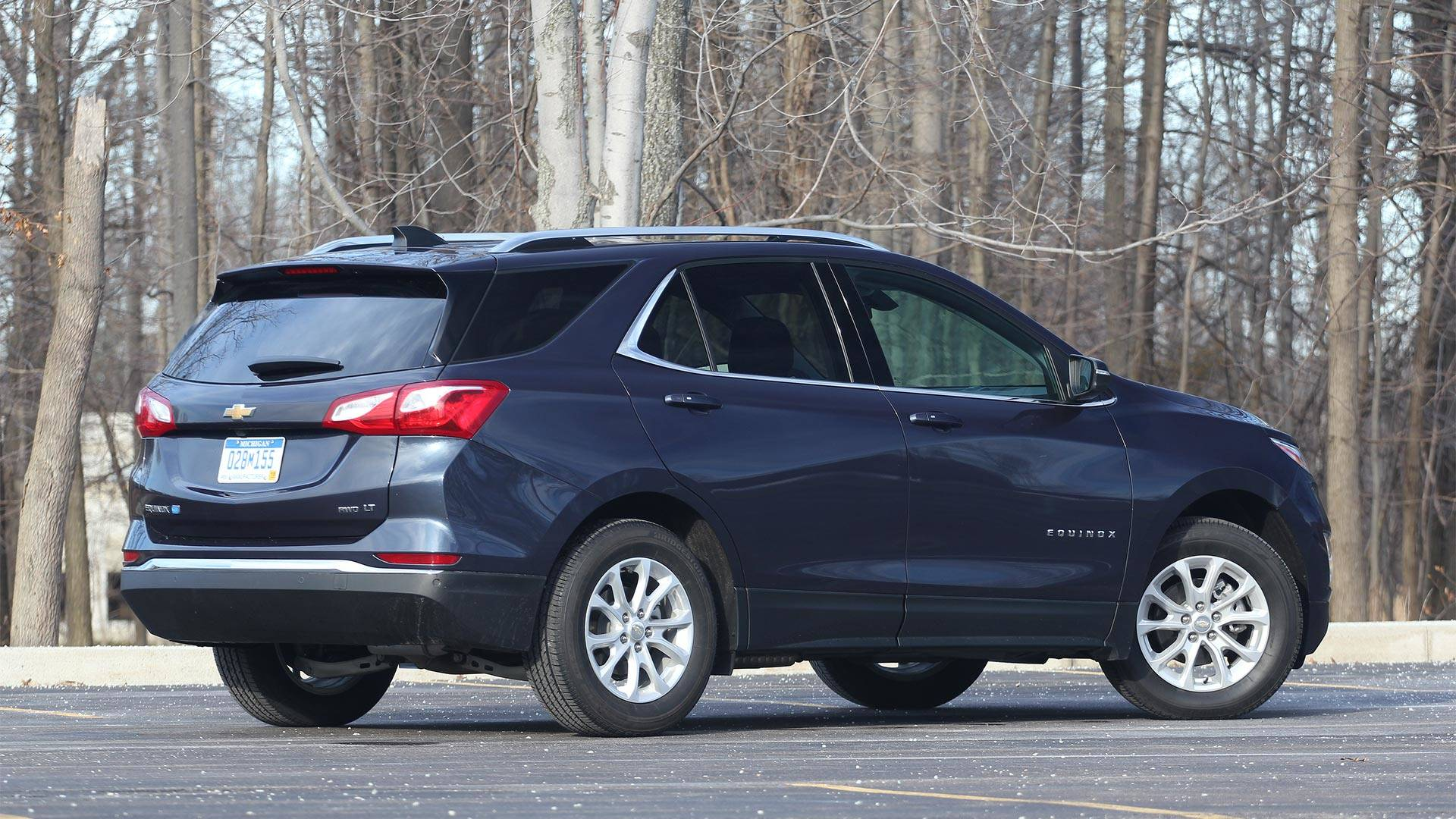 Chevy Equinox Towing Capacity >> 2018 Chevy Equinox Diesel Review Going The Distance