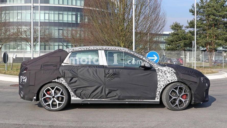 Après la i30 N hatchback, bientôt la i30 N fastback
