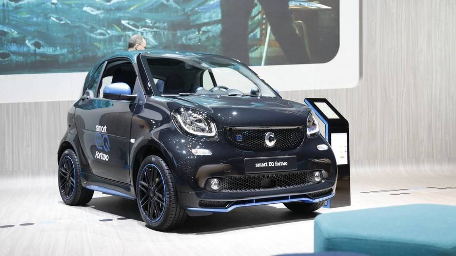 Smart NightSky at the 2018 Geneva Motor Show