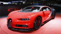 bugatti chiron sport revealed geneva