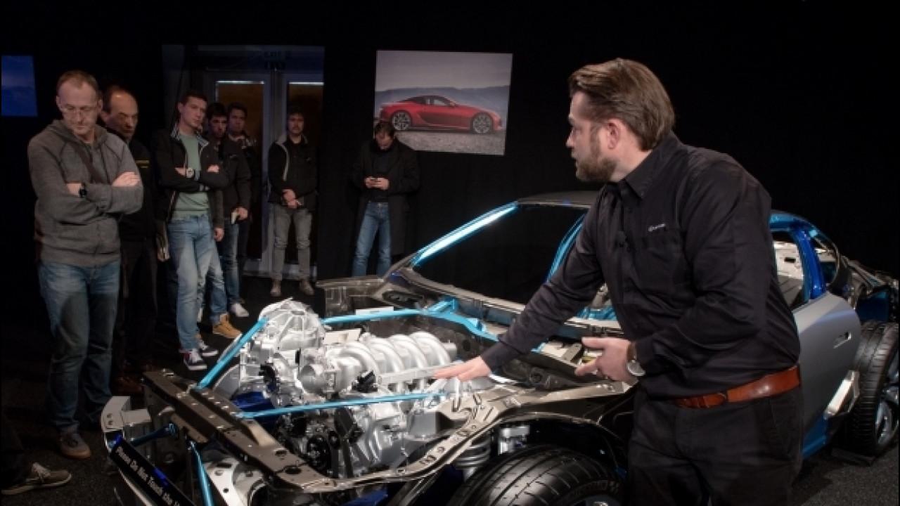 [Copertina] - Lexus LC 500 Hybrid, l'auto da