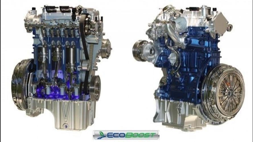 Ford, ora il 1.0 EcoBoost disattiva un cilindro
