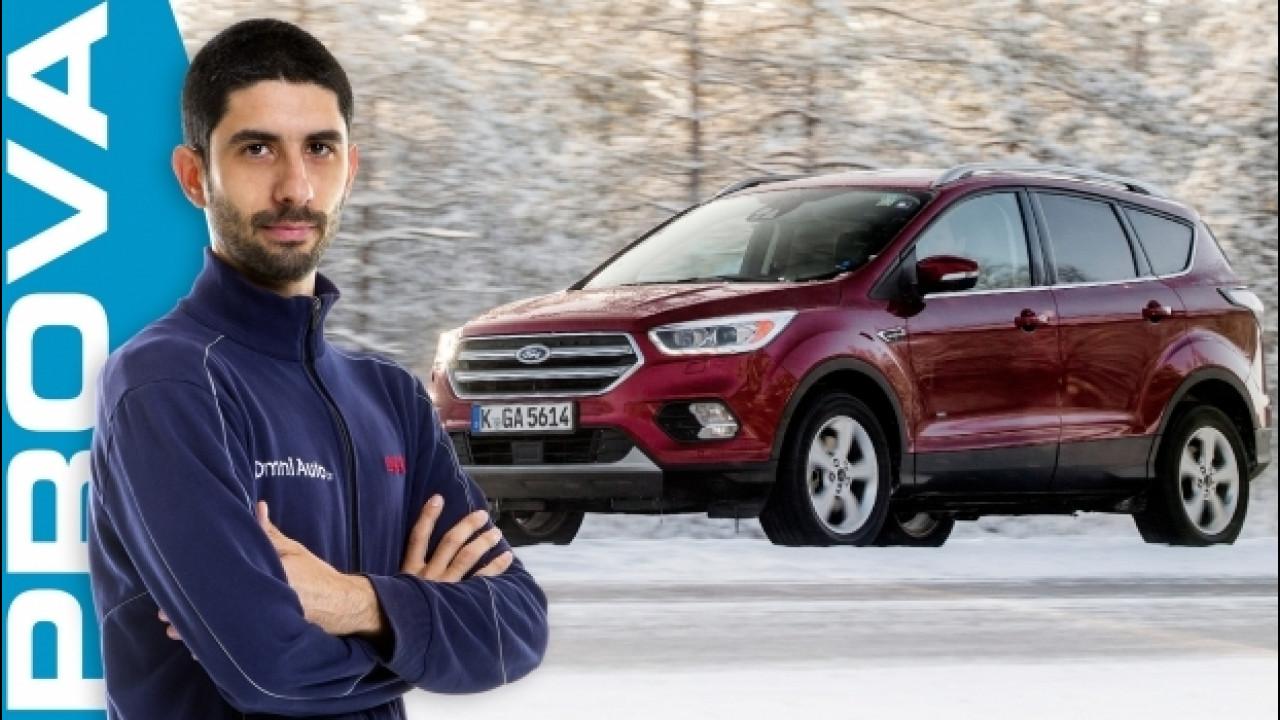 [Copertina] - Ford Kuga, il restyling di un SUV che si guida bene