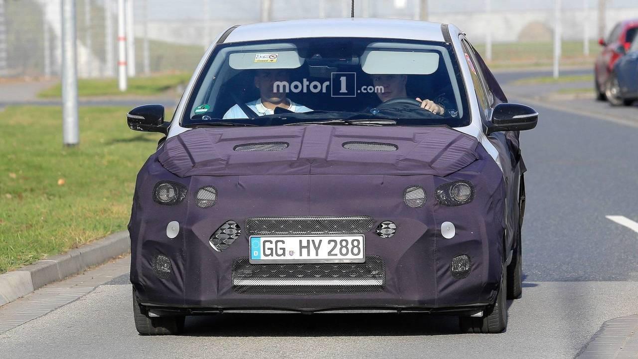 2018 Hyundai i20 - Tasarım (Ön)