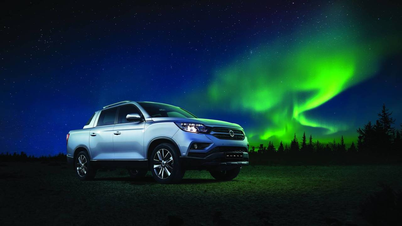 Ssangyong Musso Q200