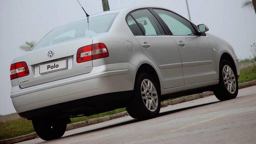 VW Polo Sedan 2003