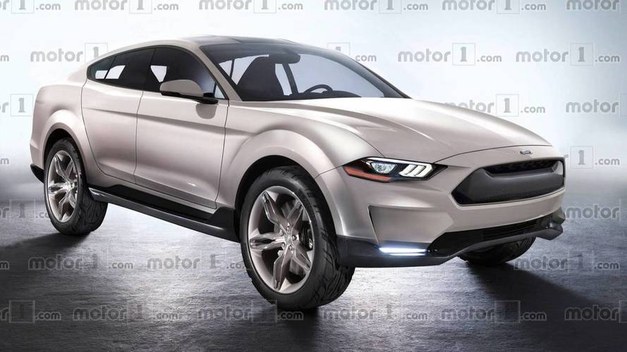 Ford Mustang-Esque Electric SUV To Be Built In Mexico