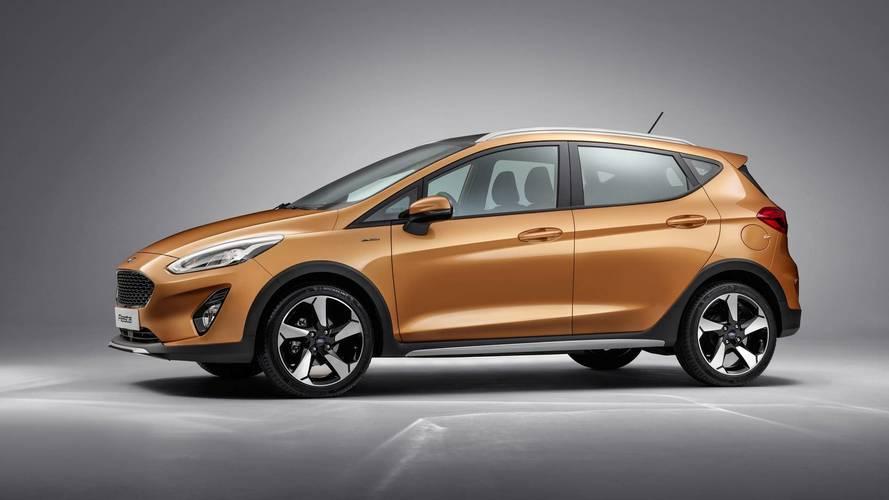 Ford - Bientôt des Fiesta et Focus EcoBoost Hybrid