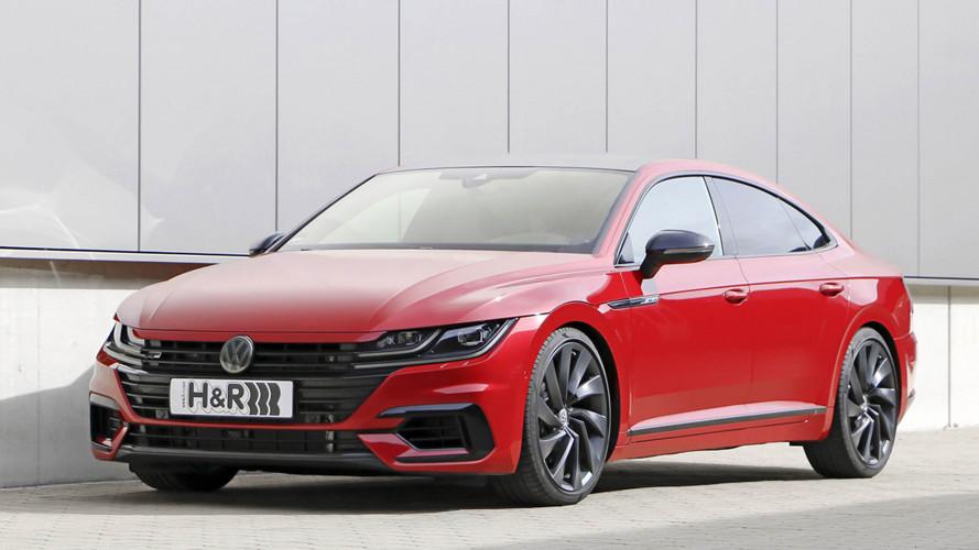 H&R-Sportfedern für den VW Arteon