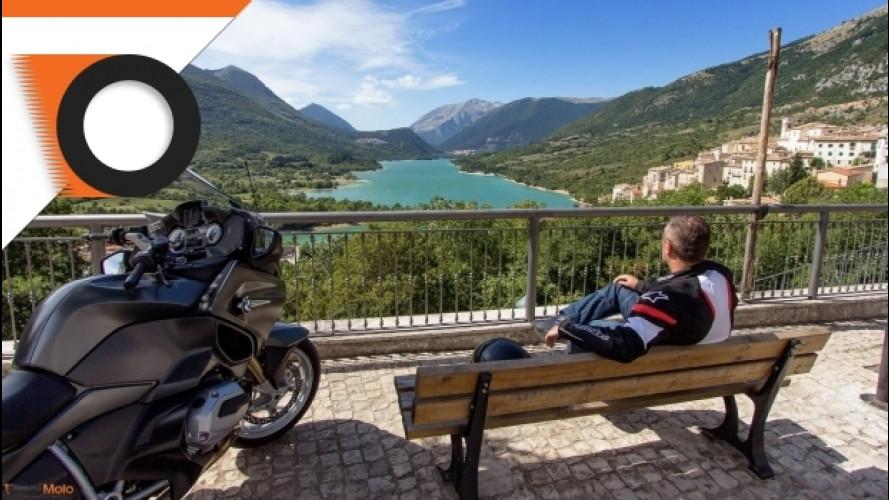 [Copertina] - Gli itinerari di OmniMoto.it: con Honda in Croazia e con BMW in Abruzzo