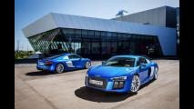Audi Sport: 4 Anelli, 5 sensi | Inside