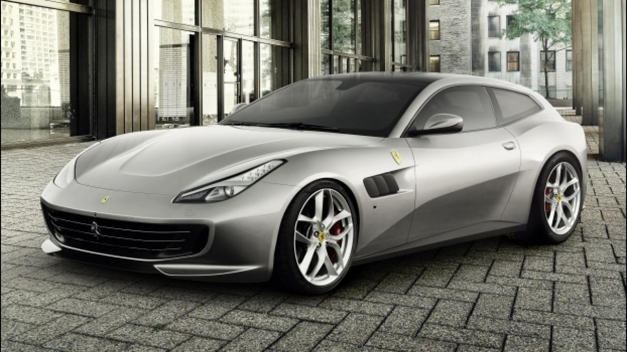 [Copertina] - Ferrari GTC4 Lusso T, è tempo di mettere il turbo