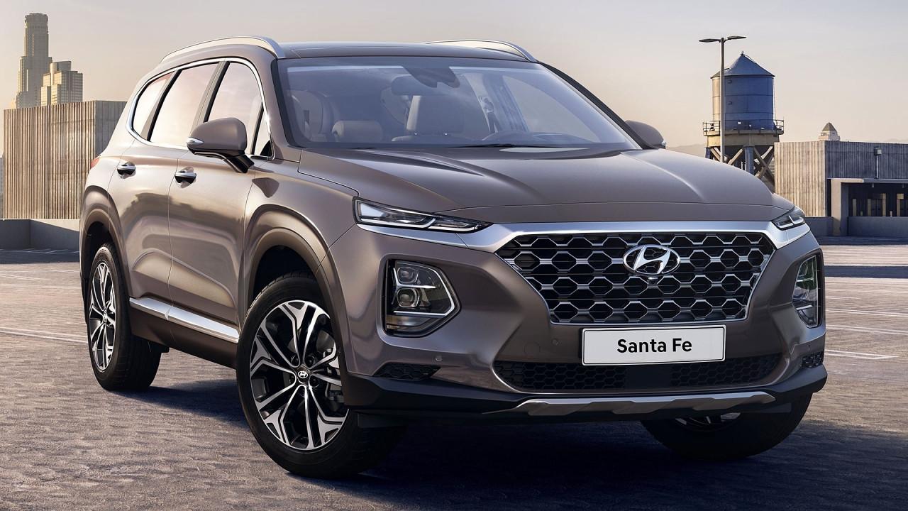 [Copertina] - Nuova Hyundai Santa Fe, svelata dentro e fuori