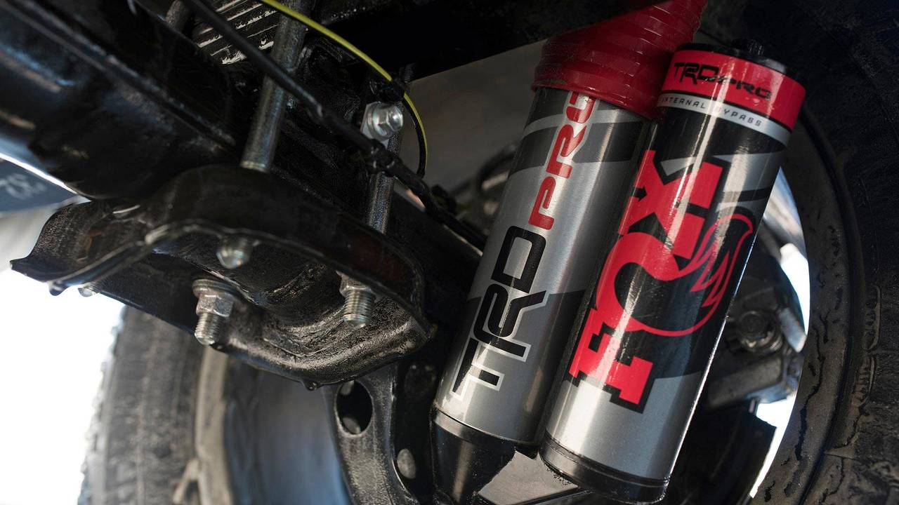 Tundra/4Runner switch to Fox Racing suspension