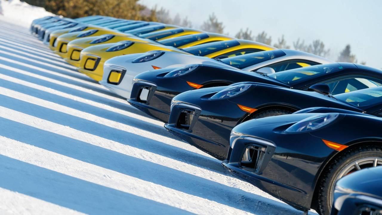 Porsche CAMP4 Canada