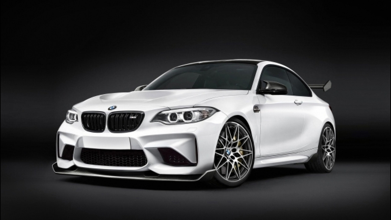 [Copertina] - BMW M2 Coupé, da Alpha-N Performance un tuning in stile M4 GTS