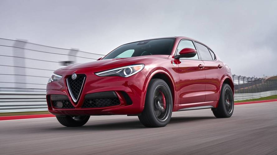 2018 Alfa Romeo Stelvio Quadrifoglio First Drive: SUV Excitement