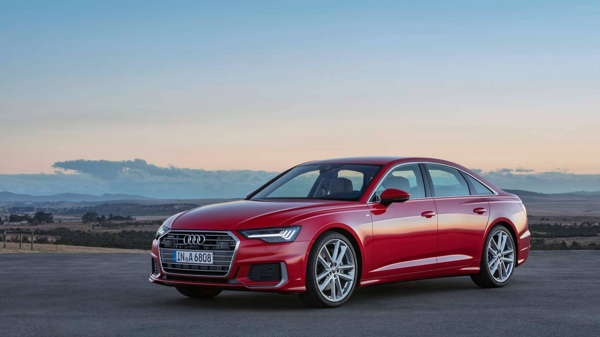 2019 Audi A6 Starts At 58 900 Offers Tons Of Tech On Higher Grades