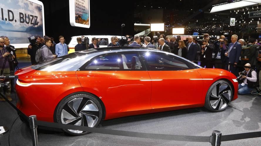 La Volkswagen I.D. Vizzion Concept livre tous ses secrets