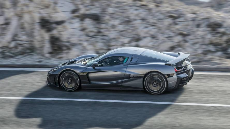 Rimac's C_Two is almost sold out