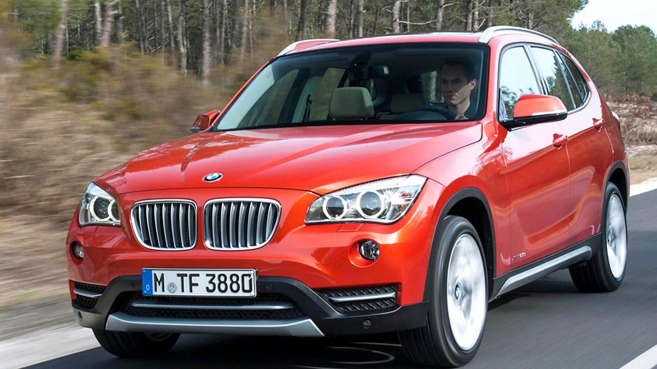 Platz 5: BMW X1