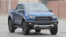 Ford Ranger Raptor In America