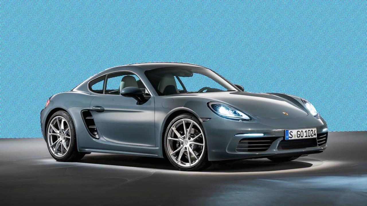 Porsche 718 Lead