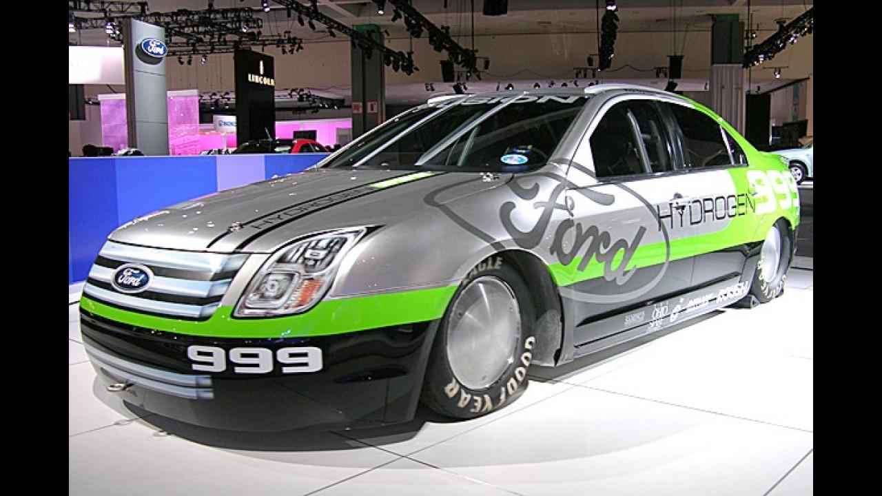 Ford Hydrogen 999