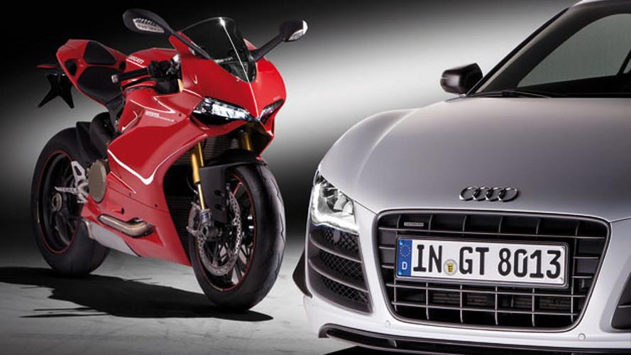 """""""Ducati não está à venda"""", diz diretoria da Volkswagen"""