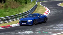 Bentley Continental GT casus video