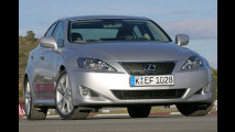 Lexus IS 250: Nippon-3er