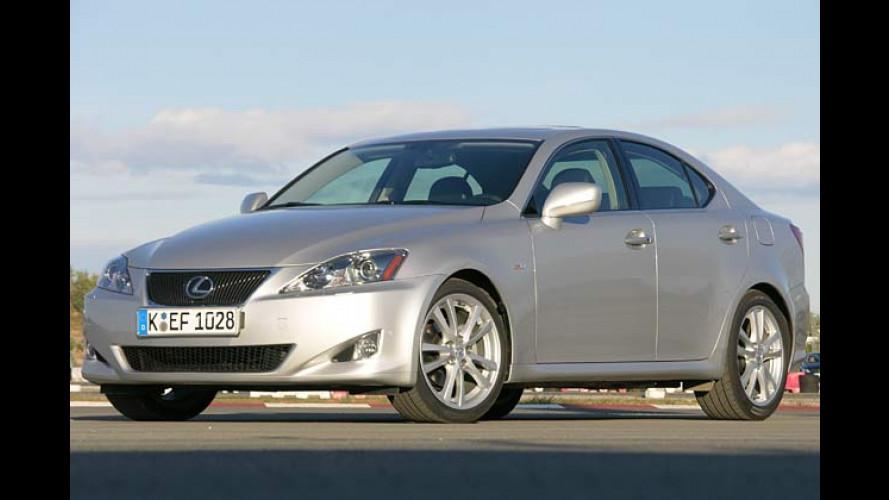 Lexus IS, die Zweite: Nippon-3er mit Niveau und Noblesse