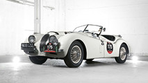 Jaguar XK120 Pebble Beach