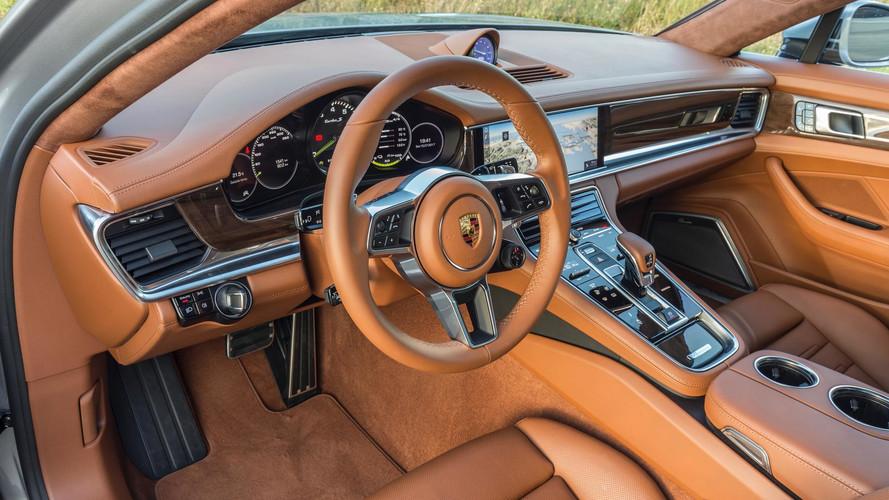 2017 Porsche Panamera Turbo S E Hybrid First Drive Fast Not Furious