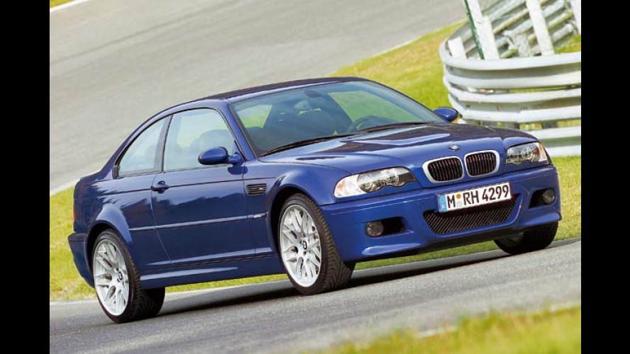 BMW M3 Coupé: Ein bisserl CSL geht noch