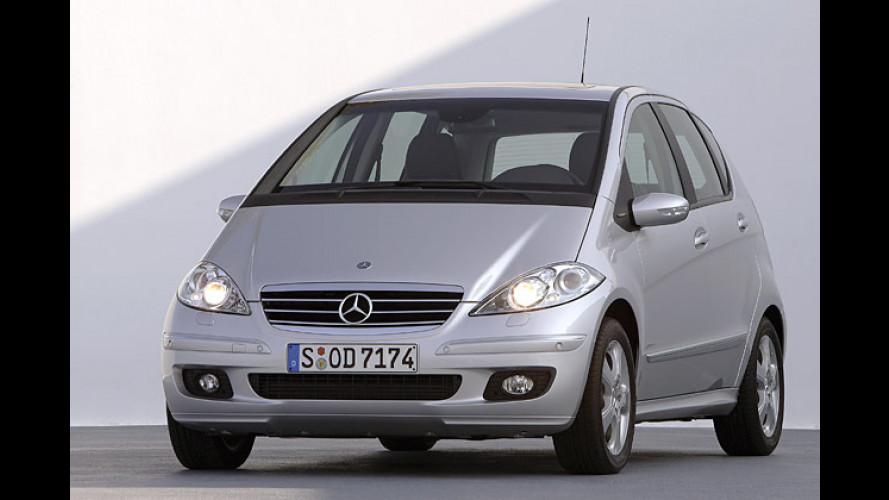 Mercedes: 80 Prozent der Diesel werden mit Filter bestellt