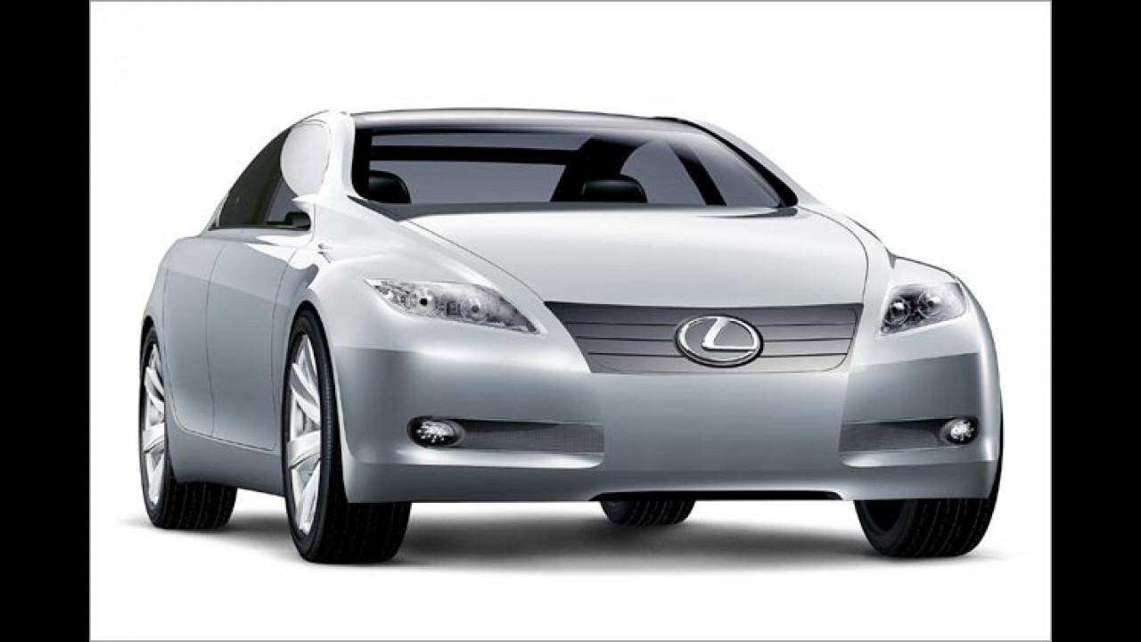 Lexus LF-S und LF-X