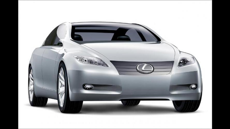 Lexus: Edle Zukunftvision im Doppelpack