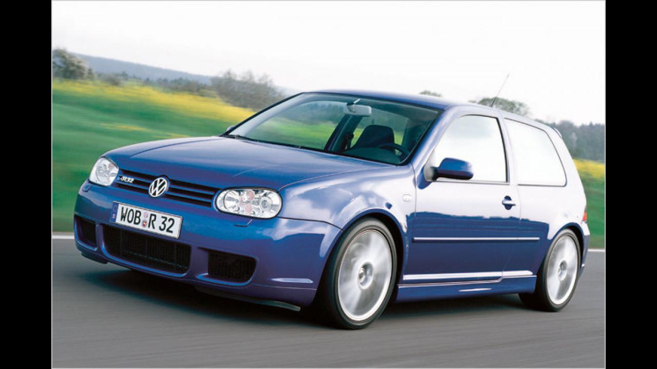 VW Golf IV R32
