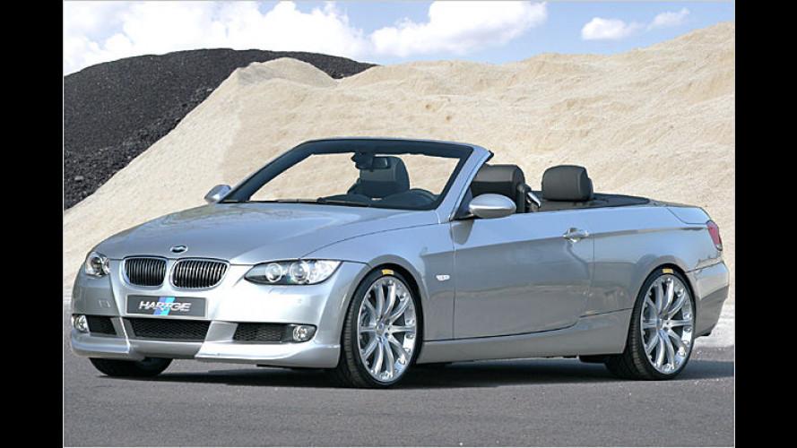 Hartge macht stark: Tuning für das neue BMW Cabrio