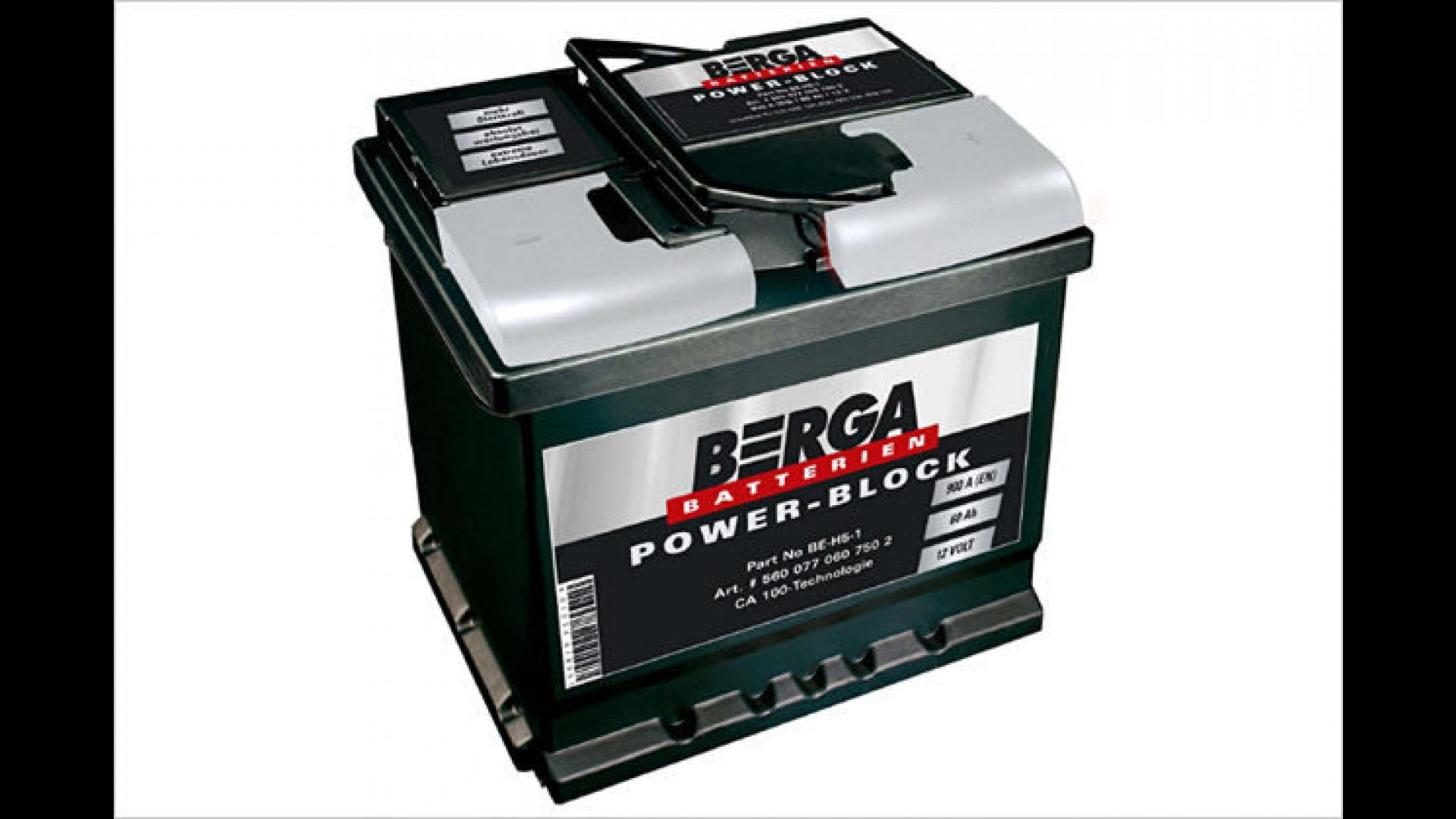 Adac Batterietest