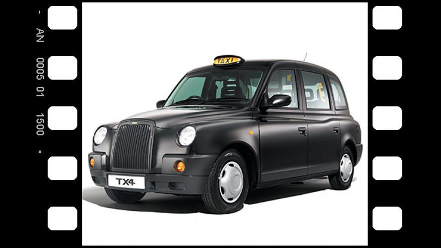 Das Neueste von der Legende: London-Taxi TX4