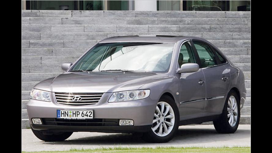 Premiere in Genf: Hyundai Grandeur jetzt mit Diesel-Motor