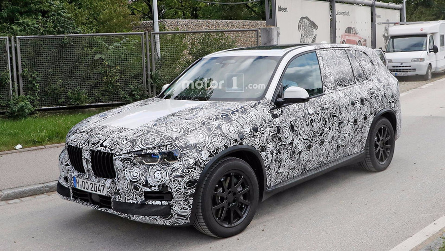 BMW X5 To Skip Facelift, Next-Gen Model Coming Summer 2018