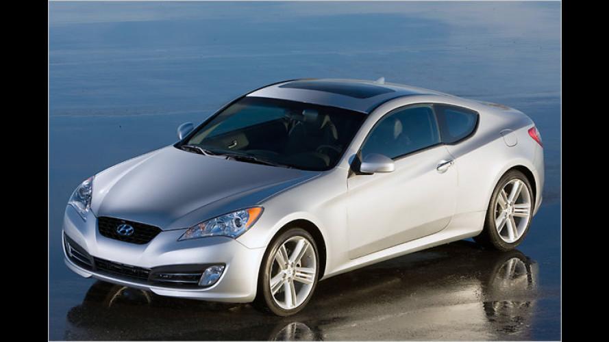 Erstarkt wiedergeboren: Das neue Hyundai Coupé