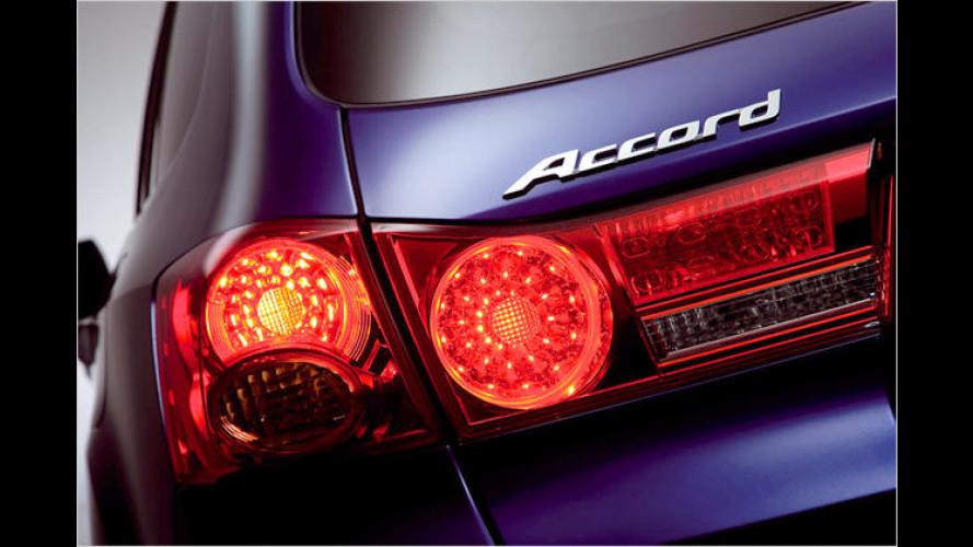 Honda gibt einen ersten Ausblick auf den neuen Accord
