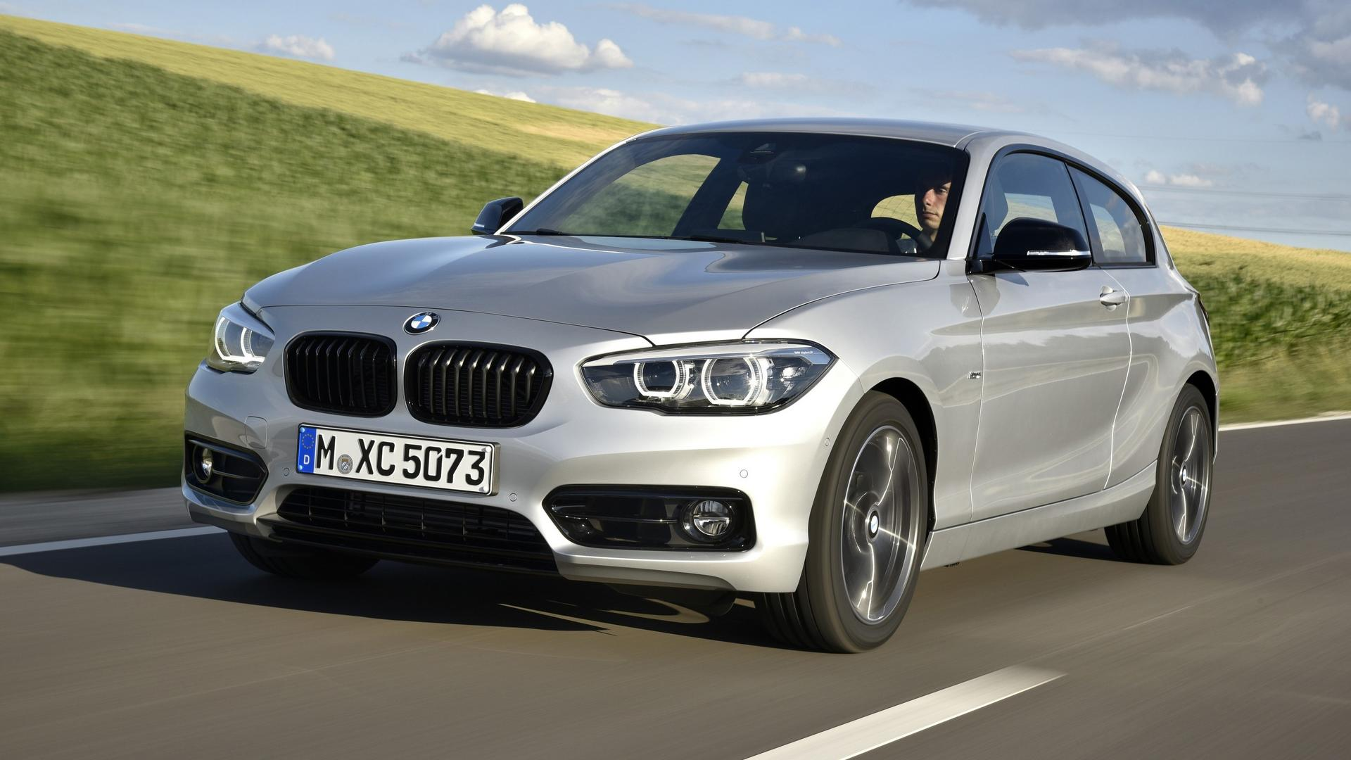 Refreshed Bmw 1 Series Goes Dark With Special Edition Models